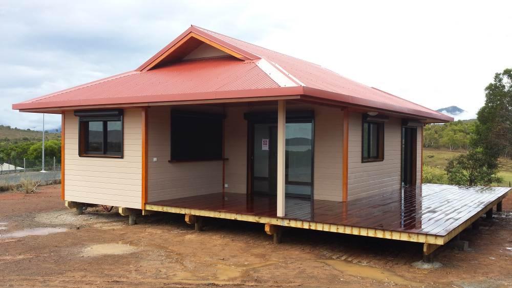Villa bois for Constructeur de maison individuelle nouvelle caledonie